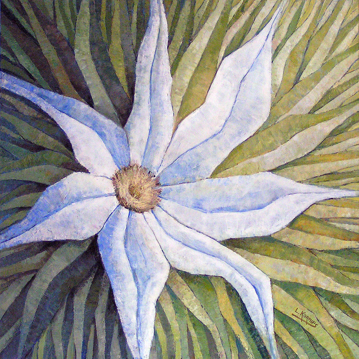 leokornips-flower-leaves