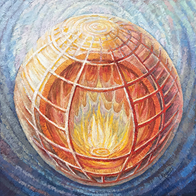 LeoKornips-Burning-Earth